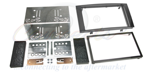 VW Double Din Facia Plate