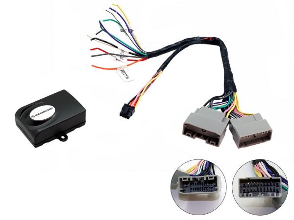 Chrysler/Dodge/Jeep Stereo Replacement Interface