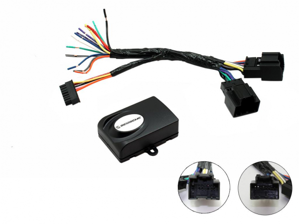 Chevrolet Stereo Replacement Interface