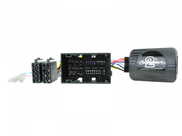 Fiat Steering Wheel Control Interface